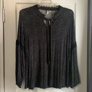 Cato Long Sleeve Top Large(XL fit)